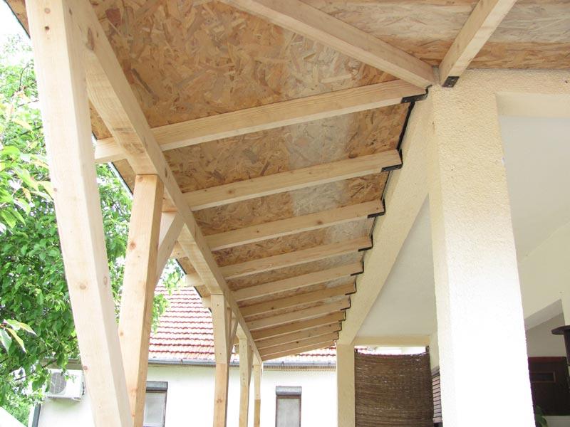 montazna kuca - zastita drvne građe